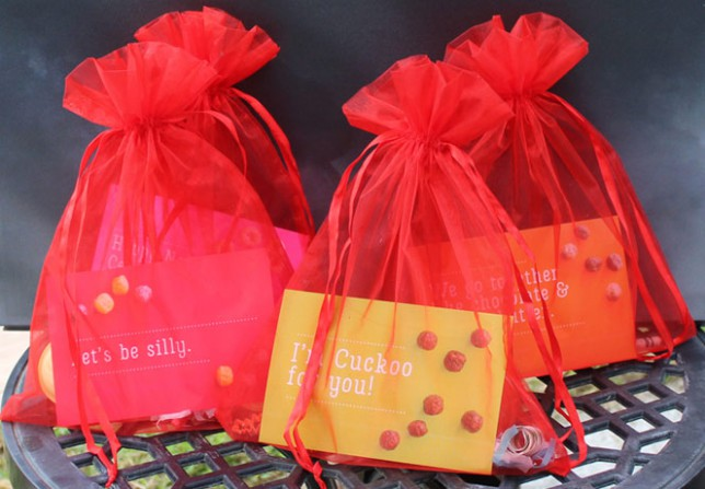 National Cereal Day Gift Bags
