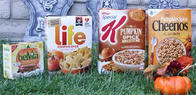 Battle Of The 2016 Pumpkin Cereals