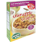 Cranapple Crunch Granola