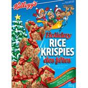 holiday rice krispies