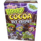 Kooky Cocoa Rice Krispies