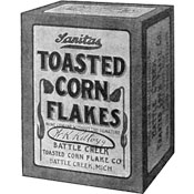 Sanitas Toasted Corn Flakes