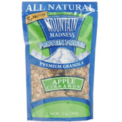 Mountain Madness Granola: Apple Cinnamon