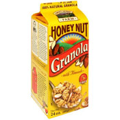 Honey Nut Granola With Almonds