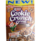 Keebler Cookie Crunch Cereal