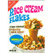 Rice Cream Flakes