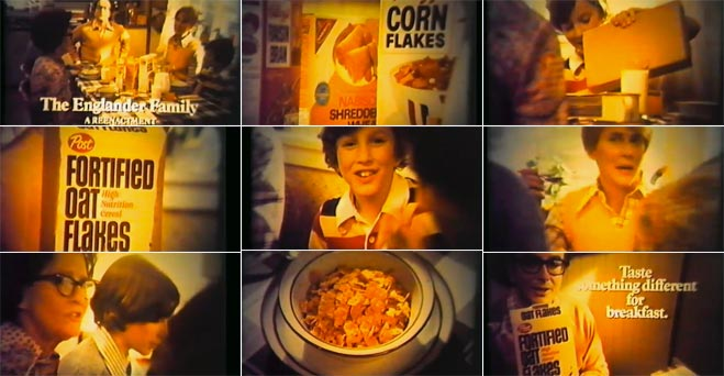 Fortified Oat Flakes Commercial