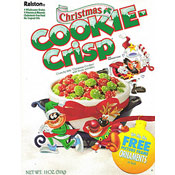 Christmas Cookie-Crisp