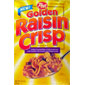 Golden Raisin Crisp