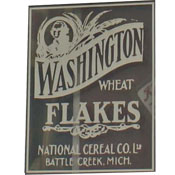 Washington Wheat Flakes