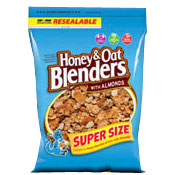 Honey & Oat Blenders With Almonds