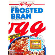 Frosted Bran