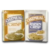 Oatmeal Raisin Crisp