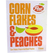Corn Flakes & Peaches