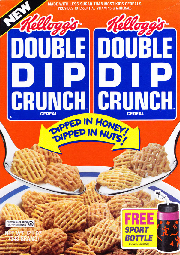 Double Dip Crunch Cereal Profile