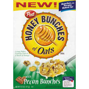 Honey Bunches Of Oats with Pecan Bunches
