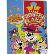 Top Cat Frosted Flakes