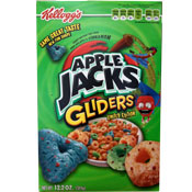 Apple Jacks Gliders
