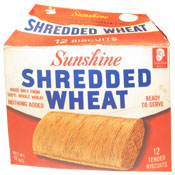 Sunshine Shredded Wheat