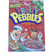Holiday Fruity Pebbles