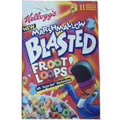 Marshmallow Blasted Froot Loops