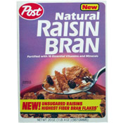 Natural Raisin Bran