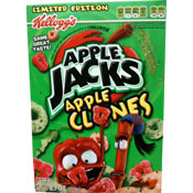 Apple Jacks Apple Clones