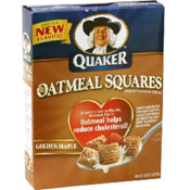 Oatmeal Squares - Golden Maple