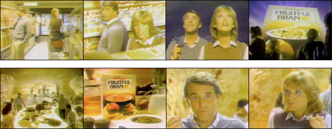 1984 Cult-Like Fruitful Bran Commercial