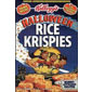 >Halloween Rice Krispies