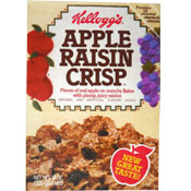 Apple Raisin Crisp
