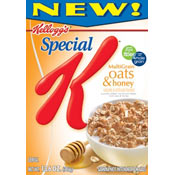Special K Multigrain Oats & Honey