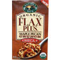 Flax Plus Maple Pecan Crunch