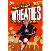 Maple Frosted Wheaties