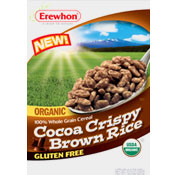 Cocoa Crispy Brown Rice