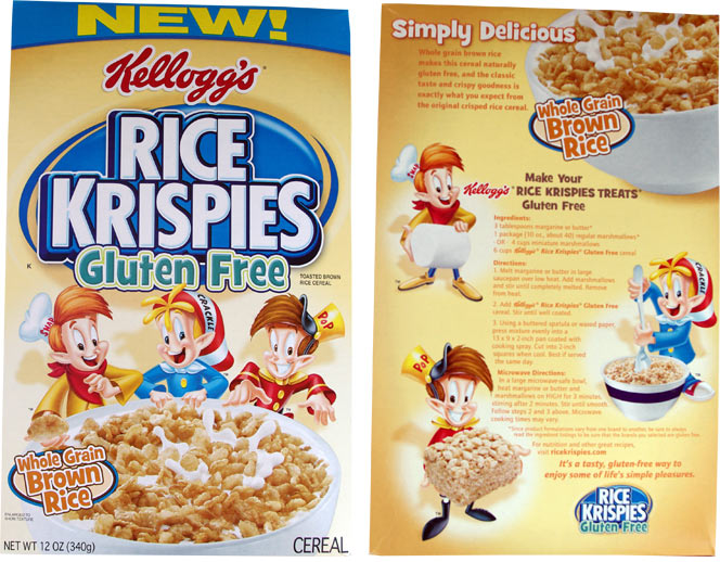 Rice Krispies - Gluten Free