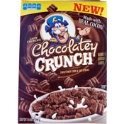 Chocolatey Crunch