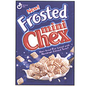 Frosted Mini Chex