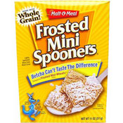 Frosted Mini Spooners