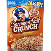 Cinnamon Roll Crunch