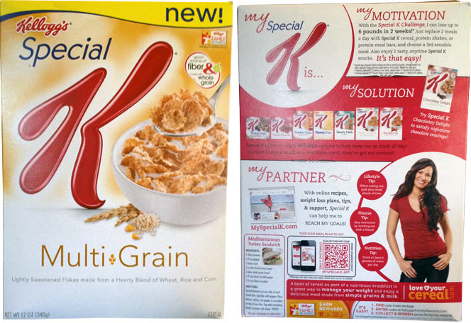 Special K Multi Grain Cereal