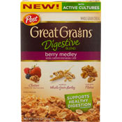 Great Grains Digestive Blend - Berry Medley