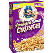 Sprinkled Donut Crunch