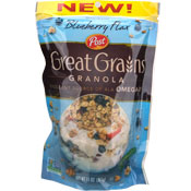 Great Grains Granola - Blueberry Flax