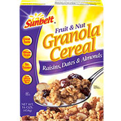 Fruit & Nut Granola