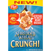 Shredded Wheat Crunch