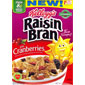 Raisin Bran With Cranberries