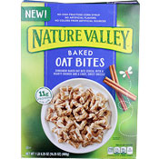 Nature Valley: Baked Oat Bites
