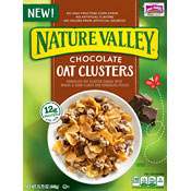 Nature Valley Chocolate Oat Clusters