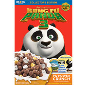 Kung Fu Panda Po Power Crunch